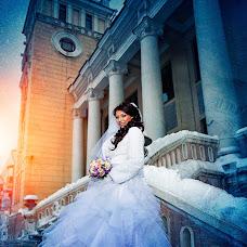 Wedding photographer Dmitriy Chekulaev (Studio50mm). Photo of 06.02.2014