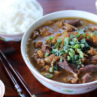 Braised Beef and Tendon Recipe