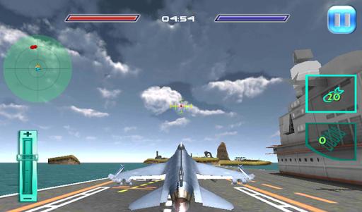 F16精确轰炸3D