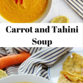 Tahini Soup Recipes.