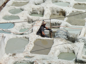 Photo: The tannery