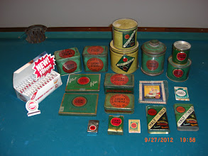 Photo: LUCKY STRIKE GREEN WENT TO WAR  (full pack of cig's)