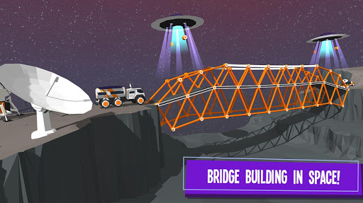 Build a Bridge! game (apk) free download for Android/PC/Windows screenshot