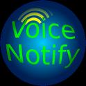 Voice Notify icon