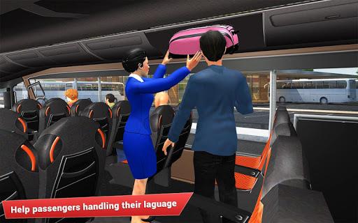 Virtual girl tourist bus waitress jobs : Dream Job 1.5 screenshots 7