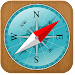 Compass Coordinate icon