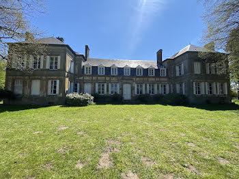 château à Villers-sur-Auchy (60)