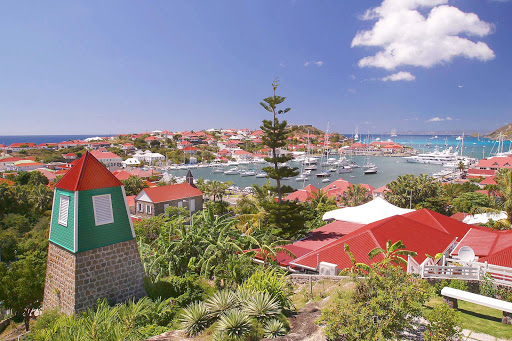 st-barts-harbor.jpg - Gustavia, the red-roofed capital of St. Barts.