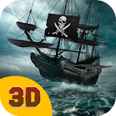 Flying Pirate Ship Simulator