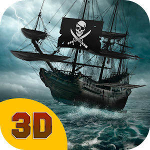 Flying Pirate Ship Simulator for PC and MAC