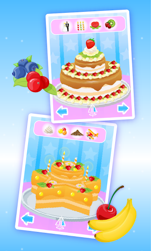 Cake Maker - Cooking Game apkpoly screenshots 3