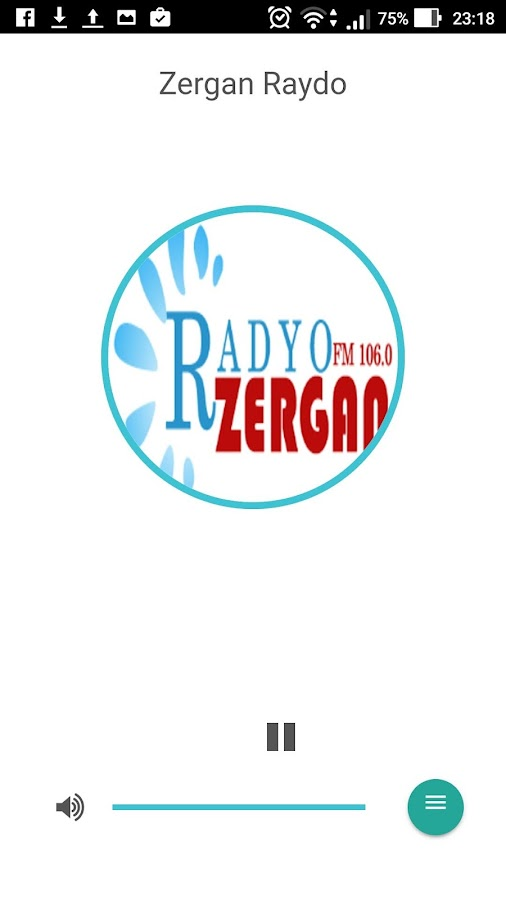 Radyo Zergan- screenshot
