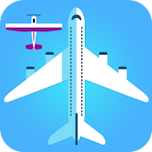 Kids Plane Race - Aeroplane Flying Racing Game ✈️