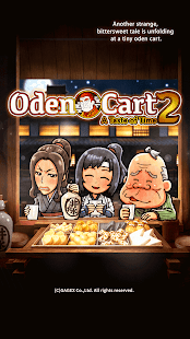 Oden Cart 2 A Taste of Time мод