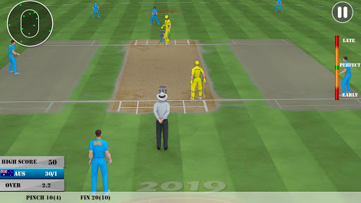 Cricket World Tournament Cup  2020: Play Live Game screenshots 1