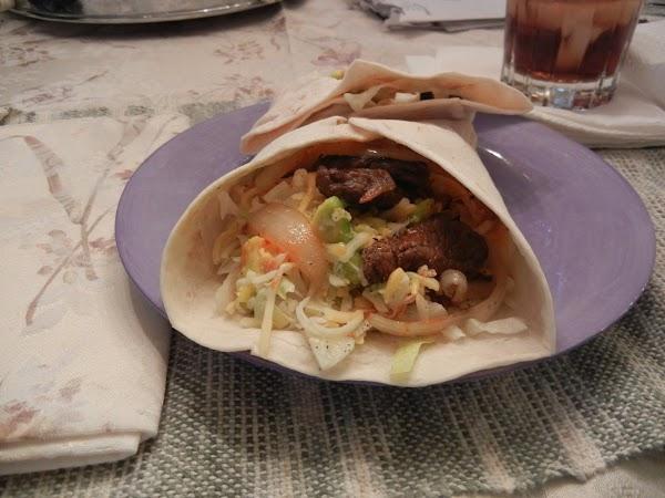 Mega-big Fajitas Recipe