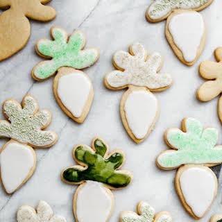 Sugar Beet Sugar Cookies.
