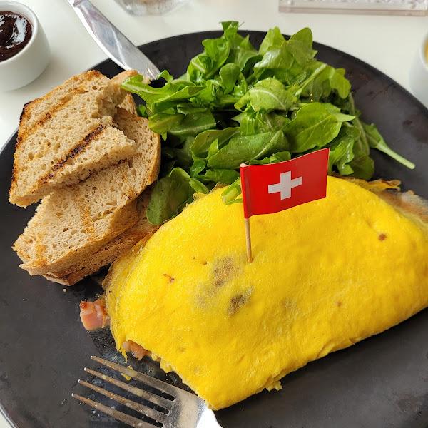Gluten-Free Breakfast at Cafe Patachou