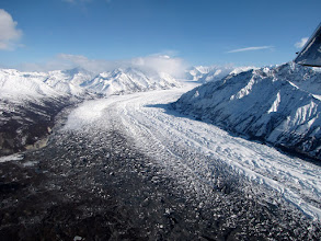 Photo: Knik Glacier