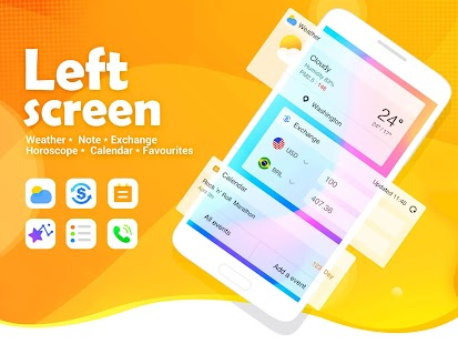 Joy Launcher – Best & Free Launcher for Android Screenshot