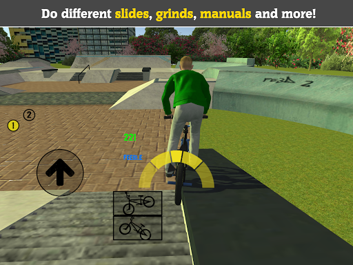 BMX FE3D 2 - Freestyle Extreme 3D 1.23 screenshots 9