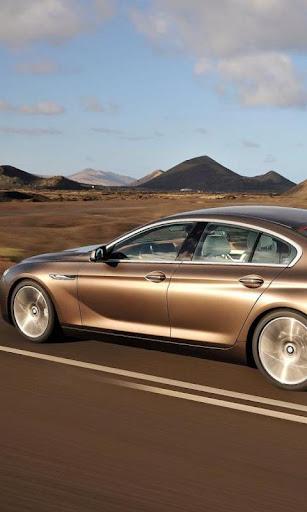 BMW6serGranCoupと壁紙&テーマ