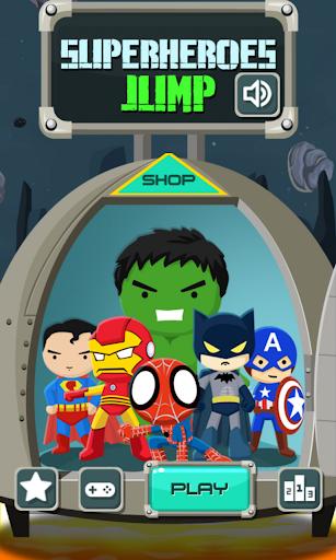 SuperHeroes Jump