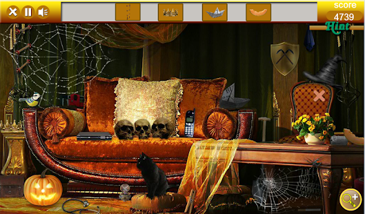 Halloween House Hidden Object- screenshot thumbnail