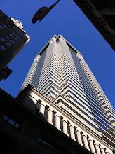 Photo: Stripes @ Wall Street