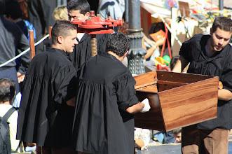 Photo: Mercadillo artesanal de Cehegín. Vino denominación de origen Cehegín-Bullas