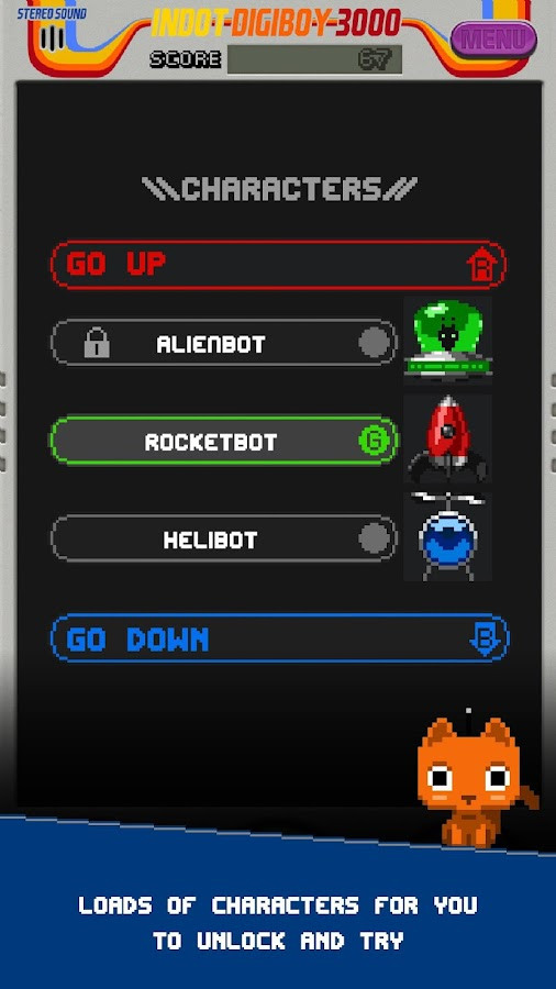RGB Pixel Bot- screenshot