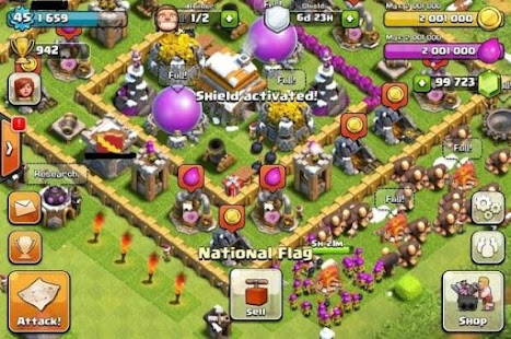 FHX COC APK for Blackberry | Download Android APK GAMES & APPS for