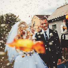 Wedding photographer Aleksandr Khlomov (hlomov). Photo of 02.12.2013