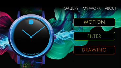 Movado Be Inspired
