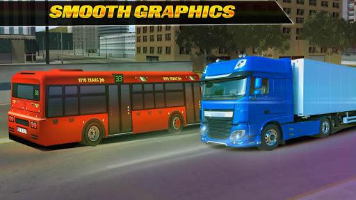 Speedy Truck Driver Simulator: Offroad Transport 1.0.2 screenshots 3