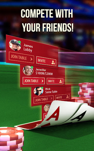 Zynga Poker u2013 Texas Holdem  screenshots 8