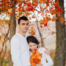 Wedding photographer Ekaterina Dulova (Avanturinka). Photo of 13.10.2014