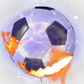 Soccer Photo Frame Wallpaper