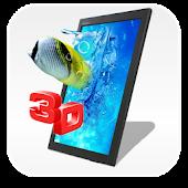 3D Parallax Themes Online