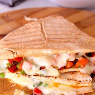 Pita Sandwich.