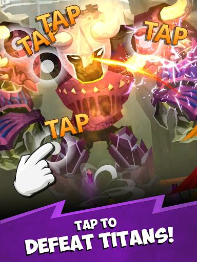 Tap Titans 2: Legends & Mobile Heroes Clicker Game screenshot 9