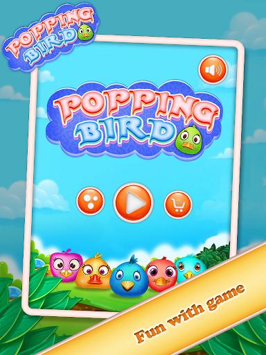 Popping Birds