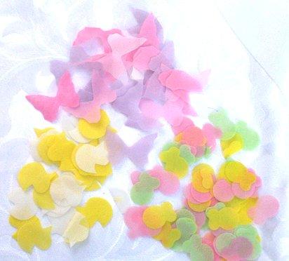 confetti bubblebath