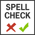 Spelling Check - Free icon