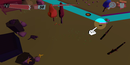 Trash n' Bash screenshot 1