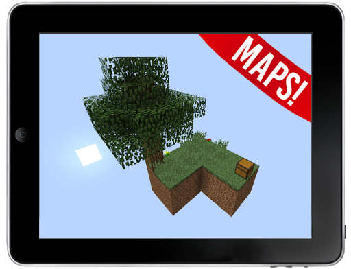 survival maps minecraft pe for pc