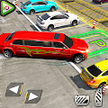 Limousine Car Driving Real Parking APK