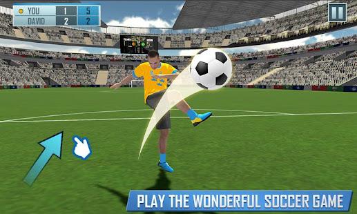 Football Kicker Soccer 2019 - Free Kick Football App Ranking