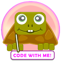 Simple Turtle LOGO - Kids Coding & Drawing (STEM) icon