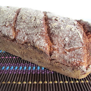 Wheat Germ and Pine Nut Bread